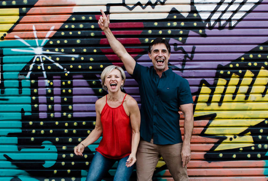 Jo Otto and her husband have spent $100,000 rocking out to her new app, Maths Rockx, off the