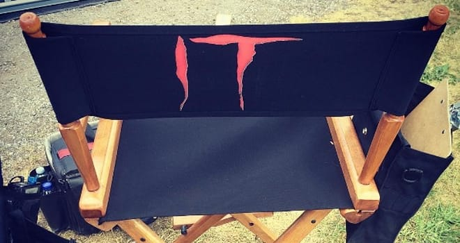 it, it movie, production, production begins, stephen king, andy muschietti