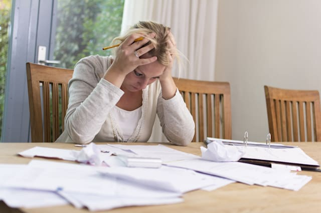 Bank of England suggests rise to 2.5% would make half a million households vulnerable to falling into mortgage arrears