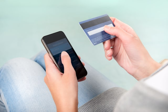 Mobile banking is one the up: how to stay safe
