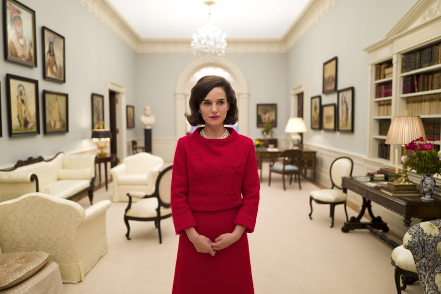 'JACKIE' tells the story of a grieving woman, widow and mother struggling with overwhelming tragedy and