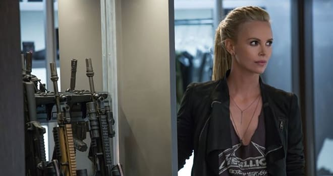 fast 8, fast and furious 8, charlize theron, cipher, villain