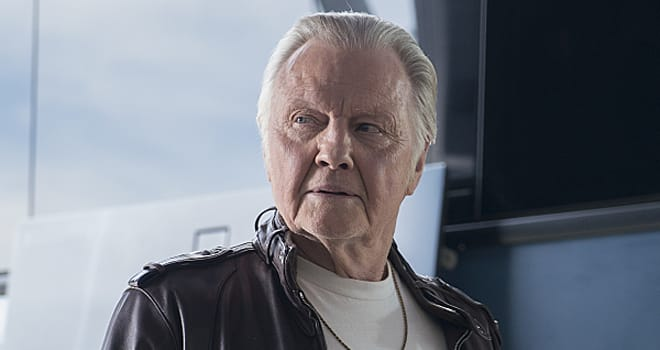 Jon Voight as Mickey Donovan in RAY DONOVAN (Season 4, Episode 02)