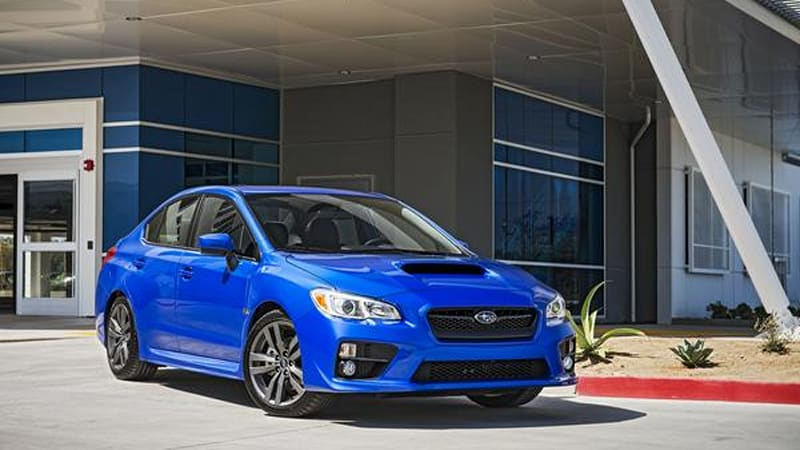 Subaru WRX vs  Volkswagen GTI | Under-$30K fun | Autoblog