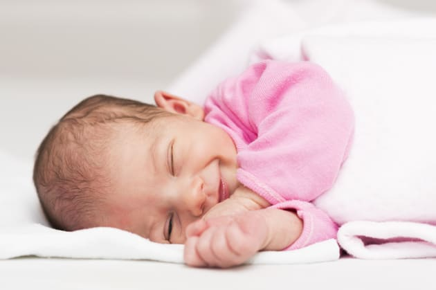 How To Get Your Baby To Sleep Through The Night, According To The