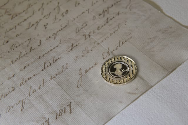 Jane Austen £2