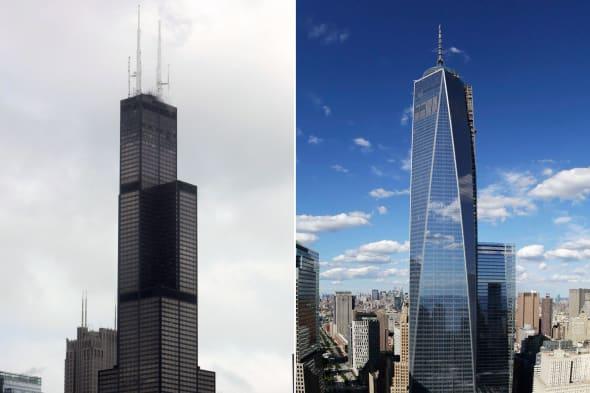 Tallest Skyscraper Dilmena