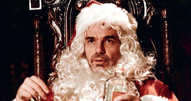 bad santa, billy bob thornton, bad santa 2