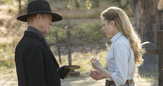 Ed Harris Didn't Really Get the 'Westworld' Maze Reveal Either