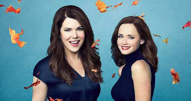 Gilmore Girls: A Year in the Life posters released