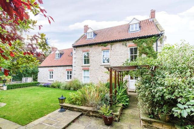 Take a look inside Jeremy Clarkson's Grade II-listed childhood home - on the market for £1.2million