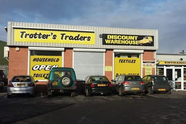 Job seekers called Derek or Rodney told to apply for work at new £1.1m Trotter's Traders store