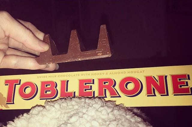 New Toblerone shape leaves chocolate fans outraged