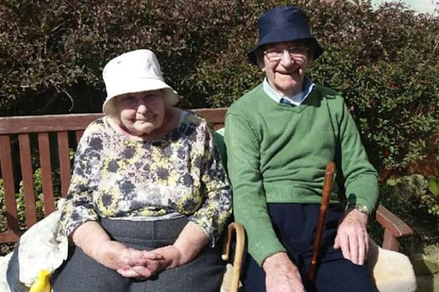Inseparable couple reunited thanks to crowd funding campaign