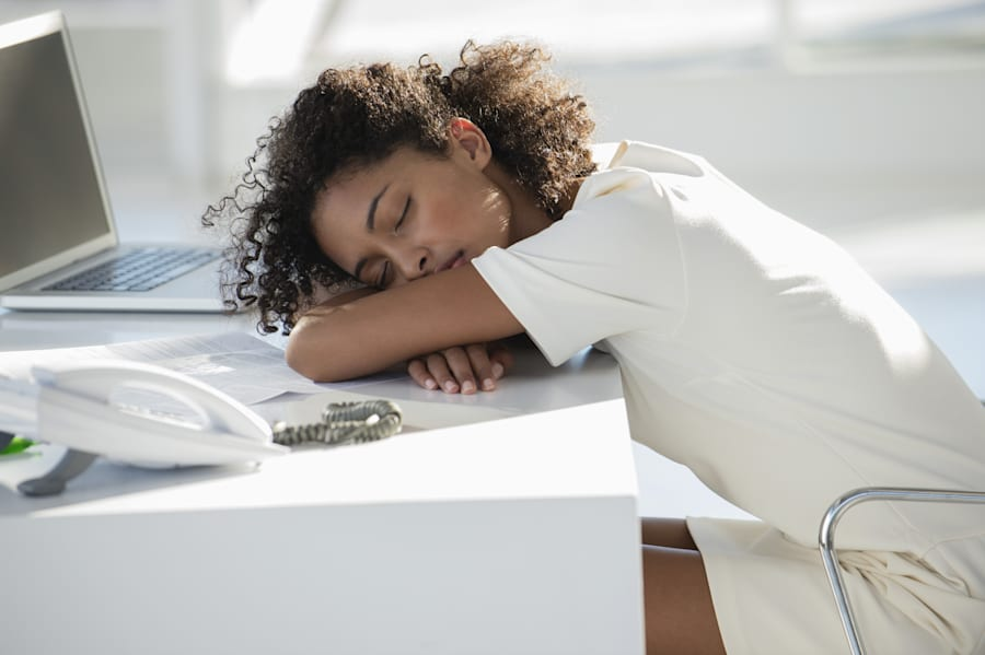 If this is all too familiar, it's important to make a good night's sleep a