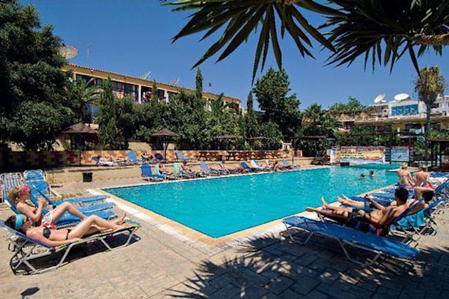 Thomas Cook holiday from hell where there was 'sperm in the pool'