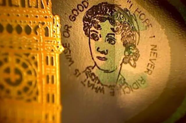 Rare Jane Austen £5 found