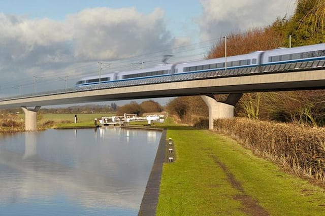 New route for HS2 confirmed
