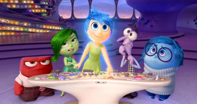 Pixar, Inside Out, Diane Lane, Kyle MacLachlan