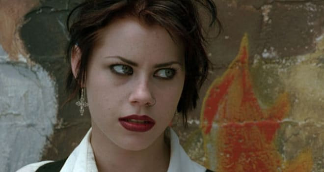 Girl From Waterboy And The Craft