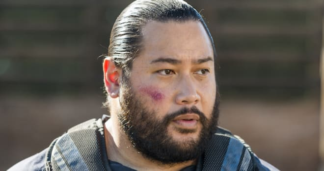 Cooper Andrews as Jerry - The Walking Dead _ Season 7, Episode 14 - Photo Credit: Gene Page/AMC