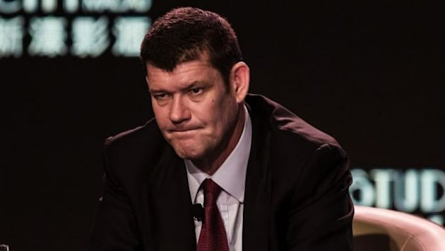 James Packer's Crown Resorts is also facing a class action by shareholders after the company's shares...