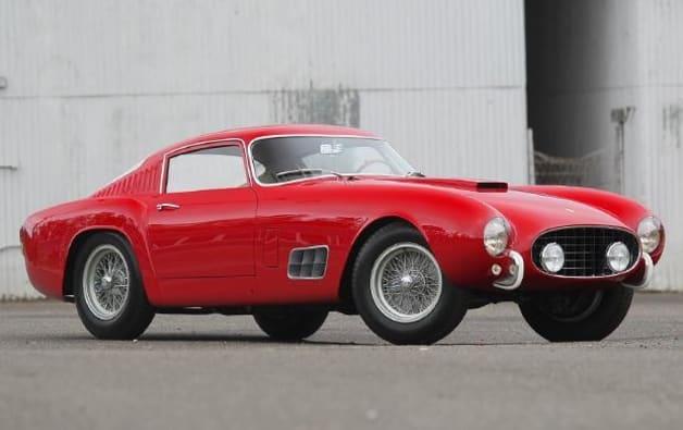 1957 Ferrari 250 GT Tour de France Berlinetta