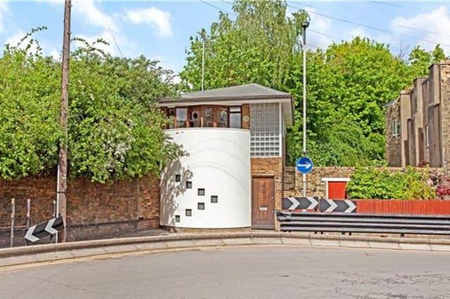 Tiny house sale Arsenal Emirates stadium