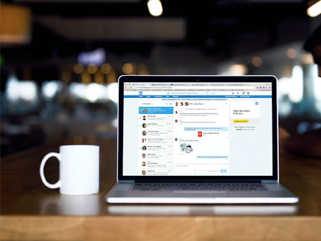 Don't just send generic LinkedIn invitations -- add a personal touch to
