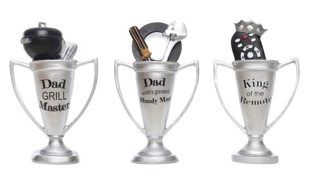 three fathers day award...