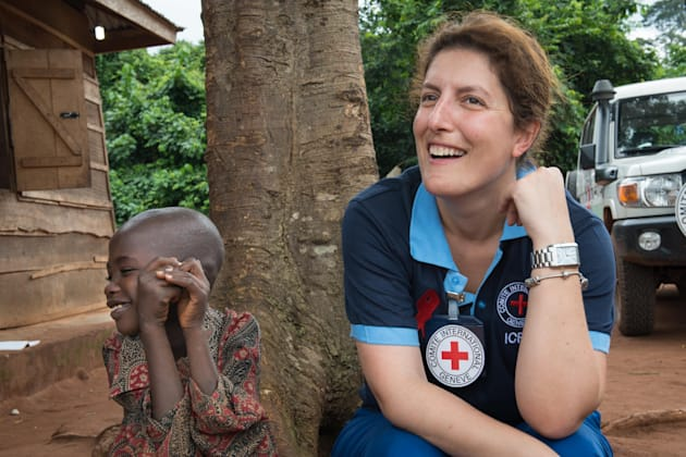 Dorsa Nazemi-Salman has been working in the south of Nigeria for the last 28