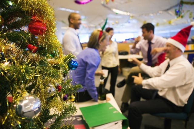 How The Work Christmas Party Can End Your Career Aol