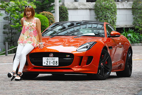 jaguar F-TYPE S vs RENA