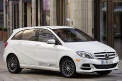 2014 Mercedes-Benz B-Class Electric