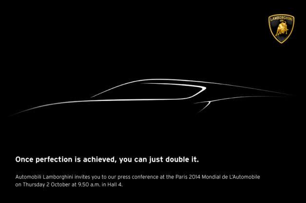 Lamborghini Paris Concept