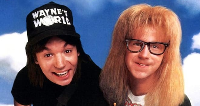15 Things You Never Knew About 'Wayne's World'