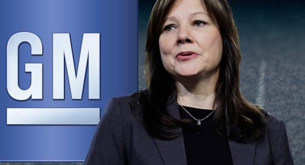 Mary Barra, General Motors Senior Vice President, Global Product Development