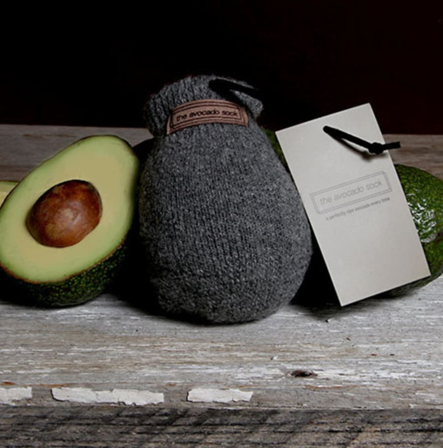 This Avocado Sock Promises To Quickly Ripen Your