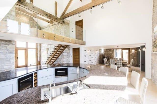 Fabulous Kitchens seven houses with fabulous kitchens - aol uk money