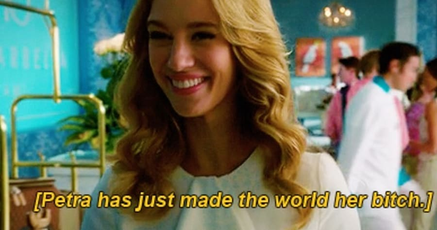 11 Reasons Petra Is Our 'Jane the Virgin' Spirit Animal