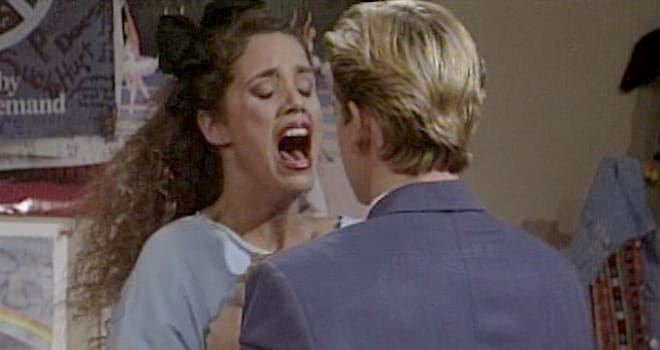 saved by the bell, jessie's song, jessie spano, caffeine pills
