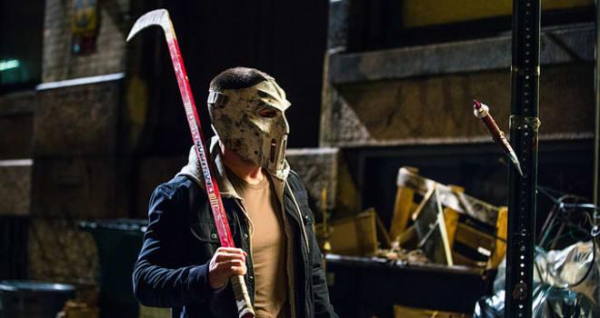 Stephen Amell, Casey Jones, Teenage Mutant Ninja Turtles 2