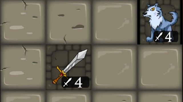 Memory Quest: Dungeon Adventure Quest screenshot