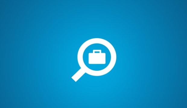 linkedin for job search logo