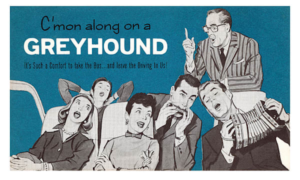 Greyhound's 100th Anniversary