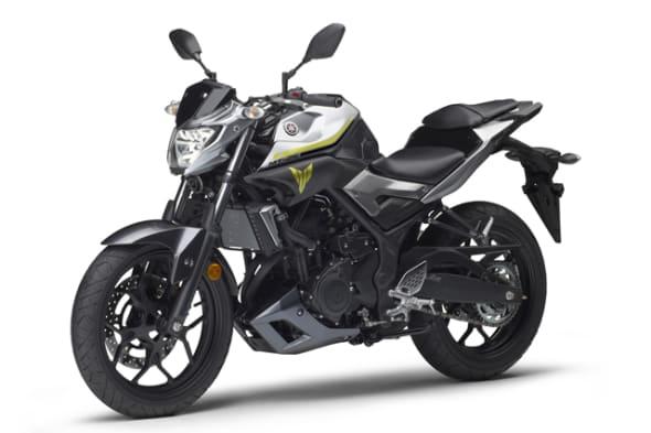 2017 Yamaha MT-30 & MT-25