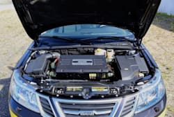 National Electric Vehicle Sweden Saab EV
