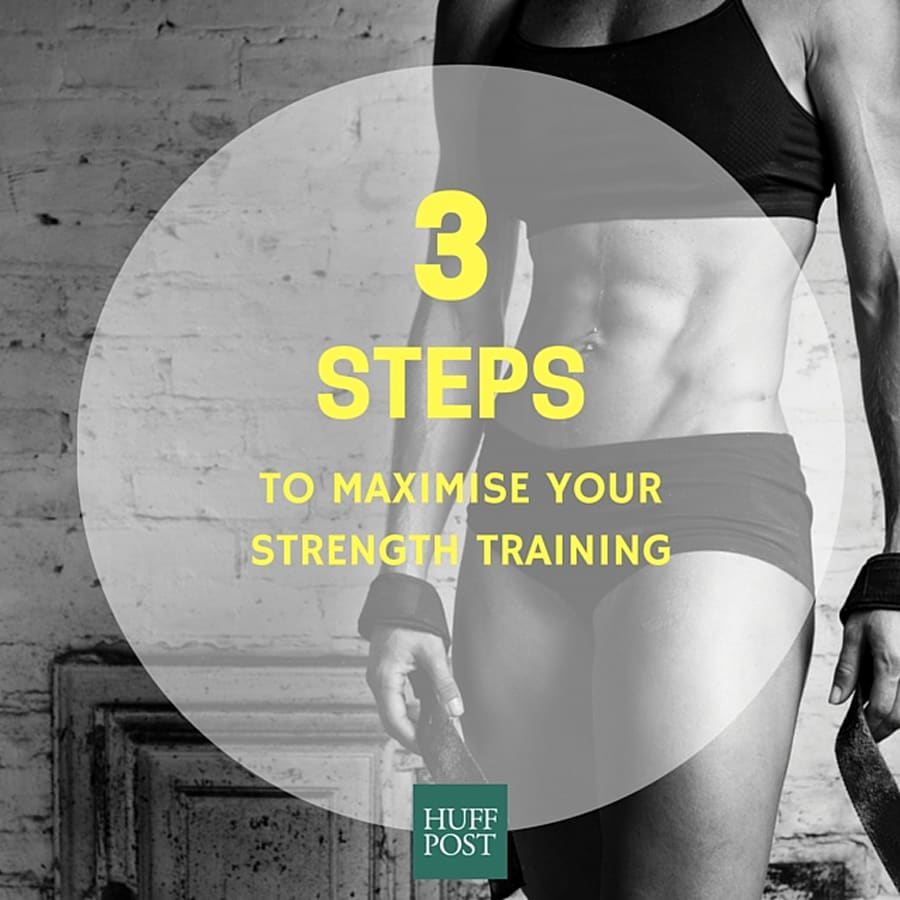 Weight Training: Three Steps To Increasing Your
