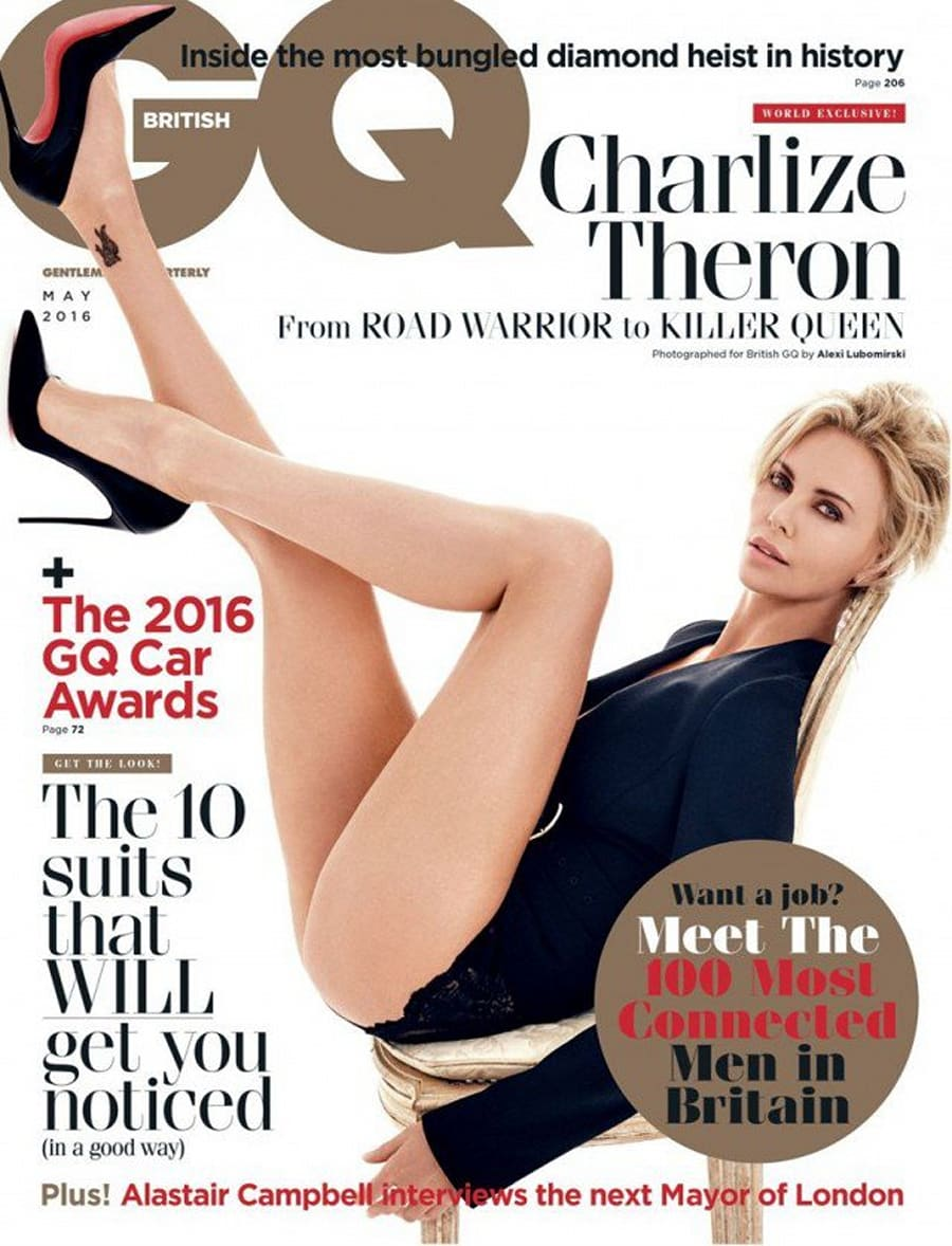 Welcome To The Age Of The 'No-Pants' Magazine Cover