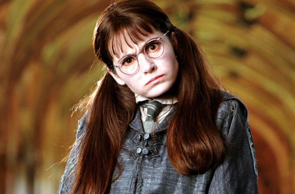 Image result for moaning myrtle